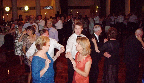 Parish Dinner Dance, March 2009