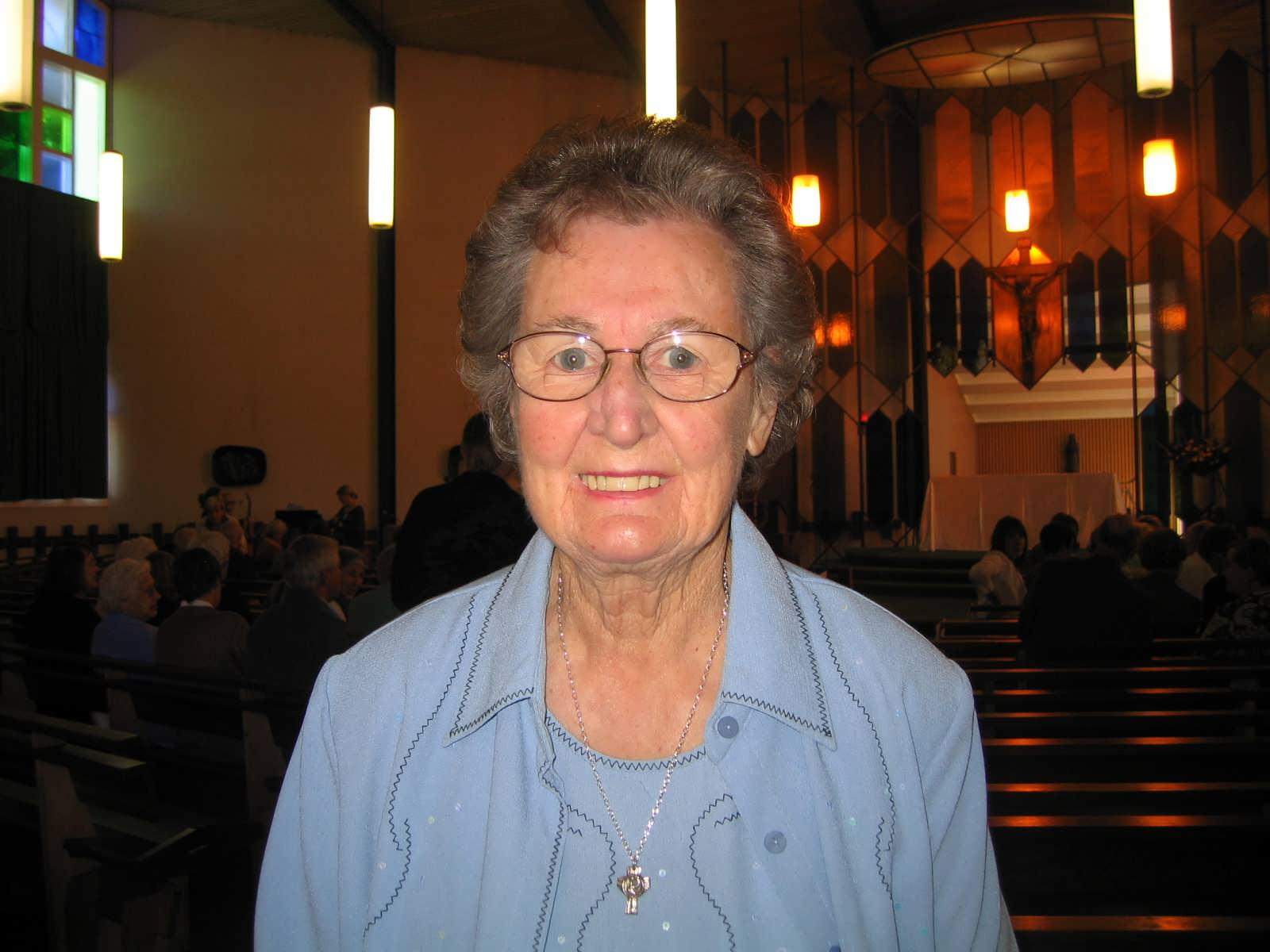 Sr Therese Jubilee Mass 1 March 2008